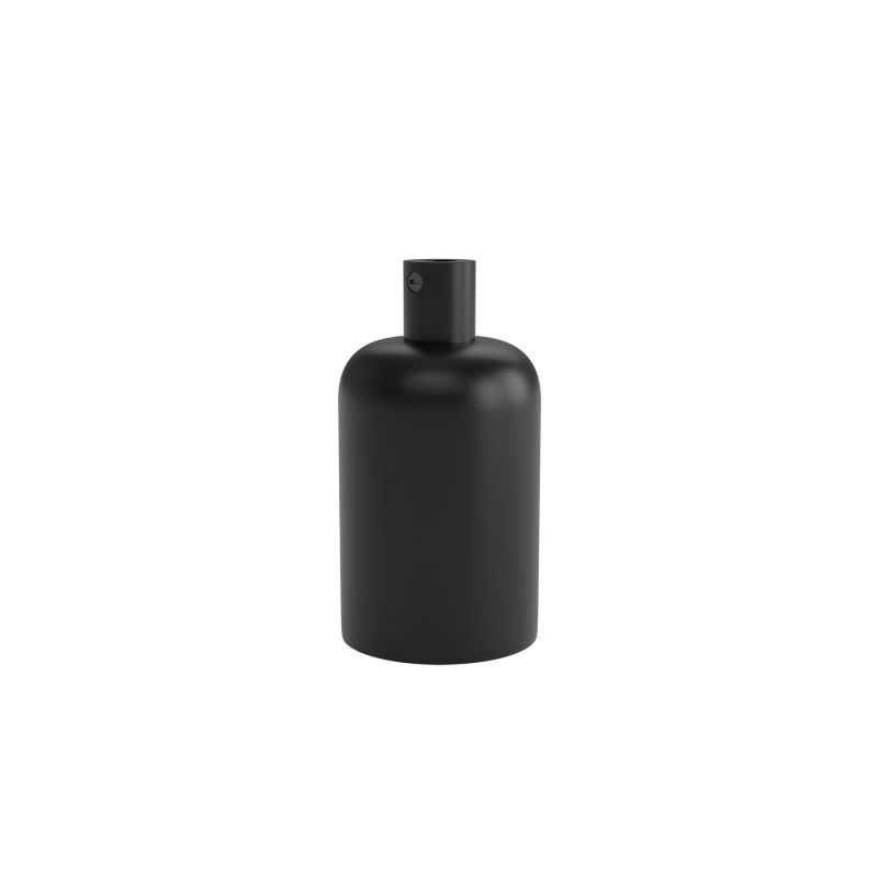 Aluminium Fassung/ Schwarz matt