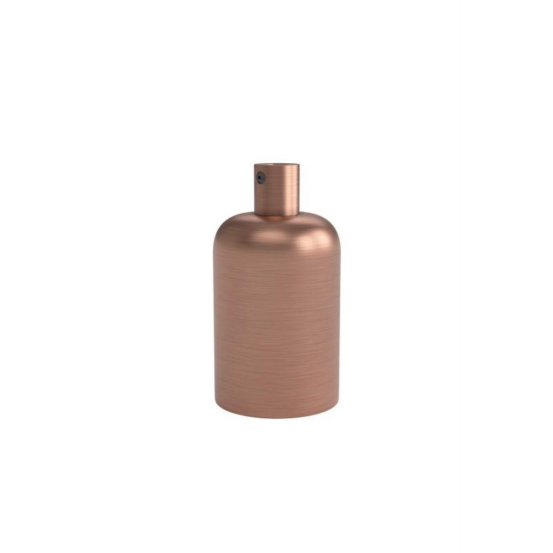 Aluminium Fassung/ Kupfer matt