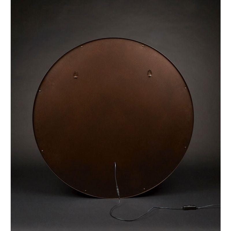 LED-Mondlampe, gross, Ø78cm