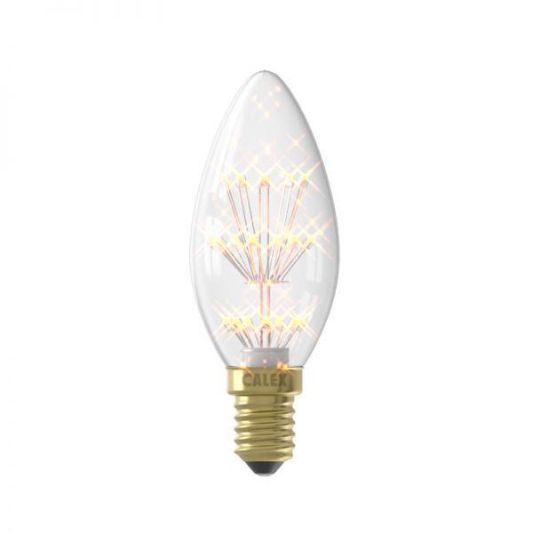 Pearl LED Kerze / 1 Watt E14
