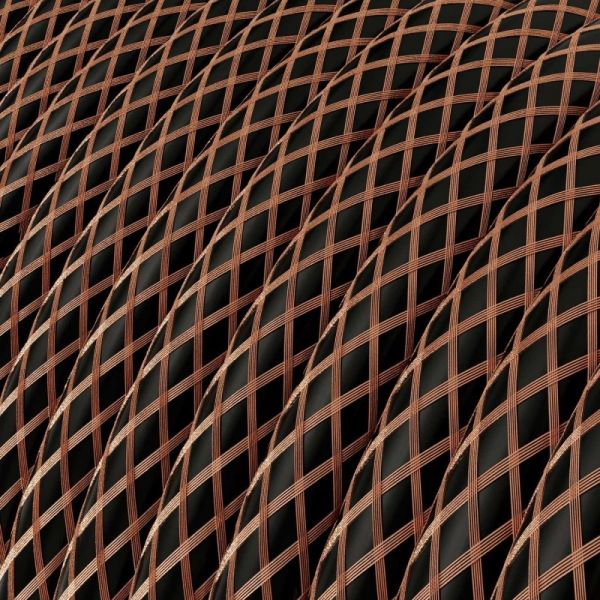 Textilkabel 3x0.75mm / Copper Net
