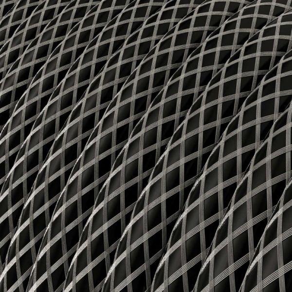Textilkabel 3x0.75mm / Tin Net