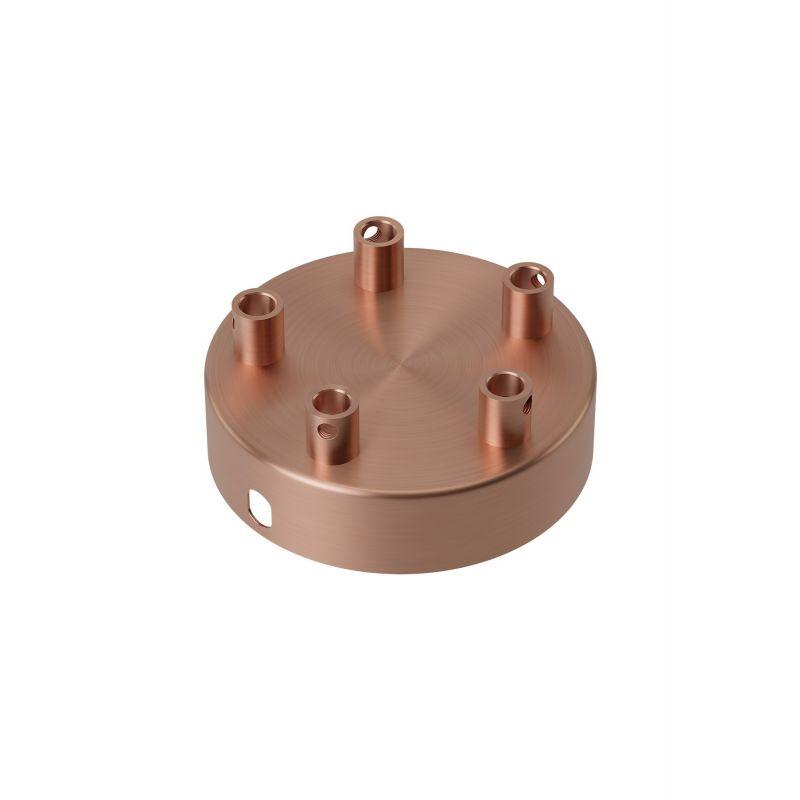5 Loch Metall Baldachin Kit / Copper