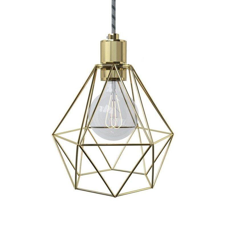 Aluminium Lampenfassung / Messing E27