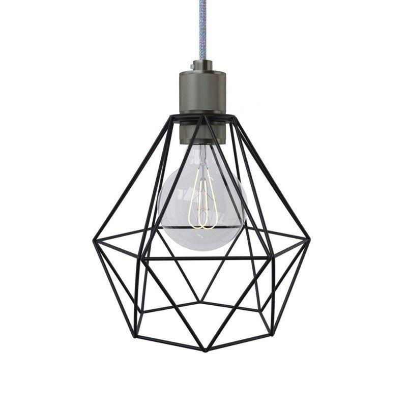 Aluminium Lampenfassung E27 Rotguss