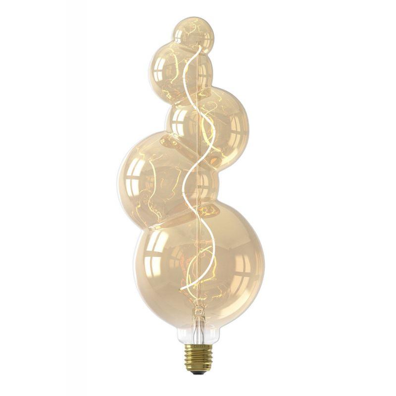 Calex XXL Alicante Gold LED / E27