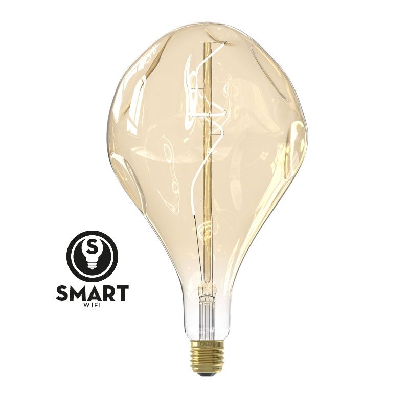 Calex Smart XXL Gold – Organic EVO LED / E27