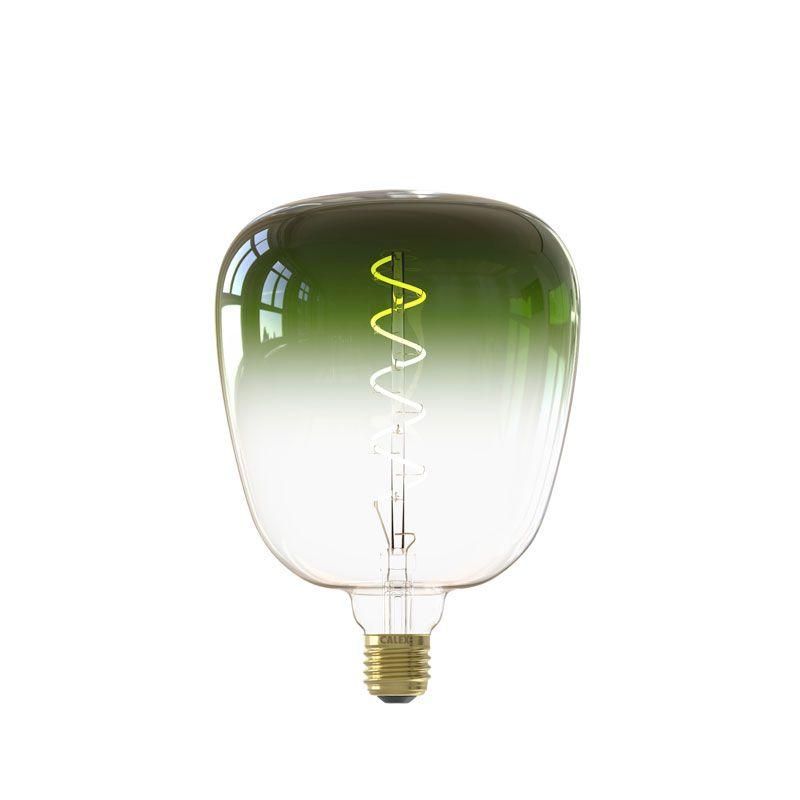 Calex KIRUNA Marron LED / E27