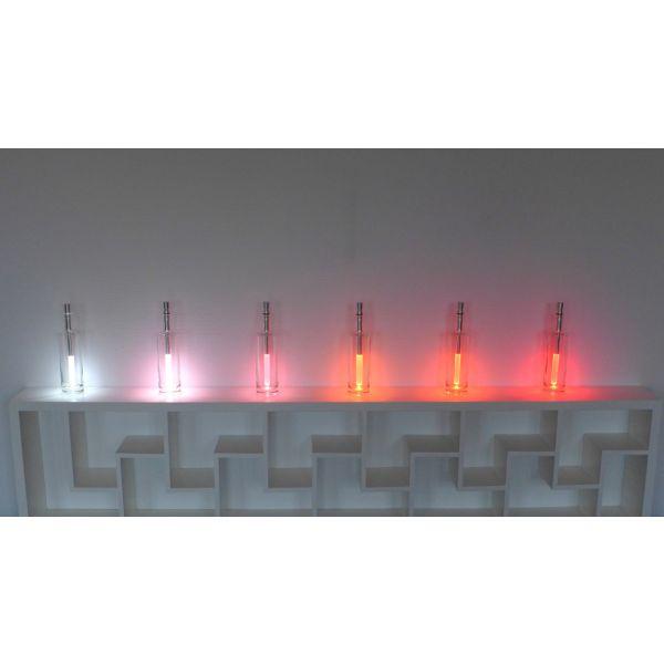 Bottlelight – LED Flaschenlampe Multicolor