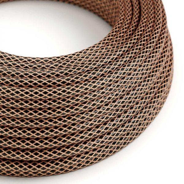 Textilkabel 3x0.75mm / Copper Net